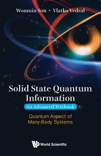 Solid State Quantum Information