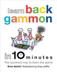 Learn Backgammon in 10 Minutes