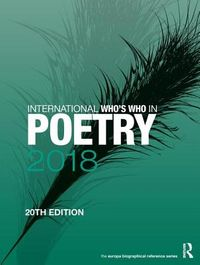 International Who's Who in Poetry 2019