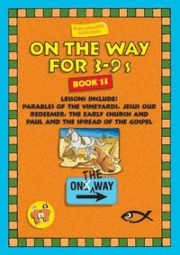 On the Way for 3-9s Book 13