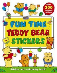 Fun Time Teddy Bear Stickers