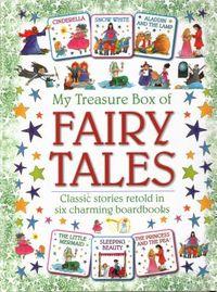 My Treasure Box of Fairy Tales