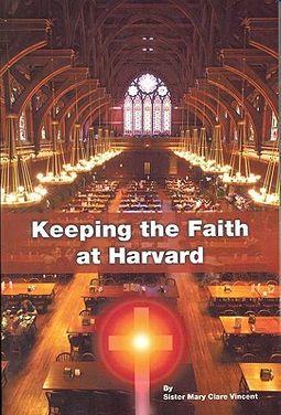 Keeping the Faith at Harvard