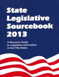 State Legislative Sourcebook 2013