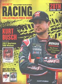 Beckett Racing Collectibles Price Guide 2017