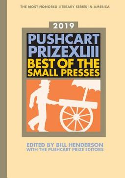The Pushcart Prize XLIII 2019