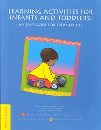 Learning Activities for Infants and Toddlers
