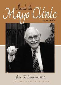 Inside the Mayo Clinic
