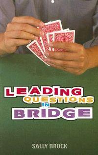Leading Questions in Bridge