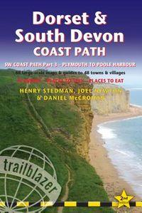Trailblazer Dorset & South Devon Coast Path