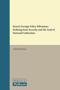 Korea's Foreign Policy Dilemmas