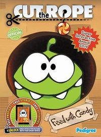 Cut the Rope Super Interactive Annual 2014
