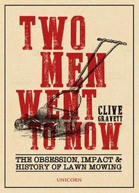 Two Men Went to Mow