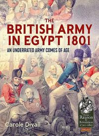 The British Army in Egypt 1801