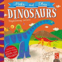 Make and Play Dinosaurs