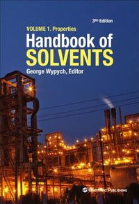 Handbook of Solvents