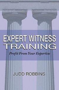 Expert Witness Training