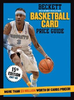 Beckett Basketball Card Price Guide 2007-08 by Beckett, James, III/ Hower,  Keith (EDT)