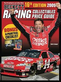 Beckett Racing Collectibles Price Guide