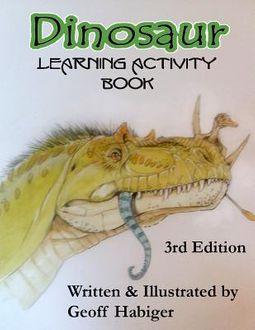 Dinosaur Learning Activity Book