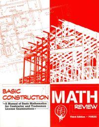 Basic Construction Math Review