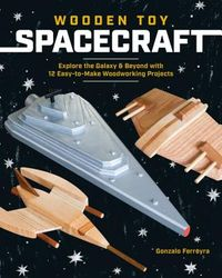Wooden Toy Spacecraft