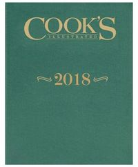 Cook's Illustrated 2018