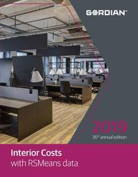 Interior Costs With RSMeans Data 2019