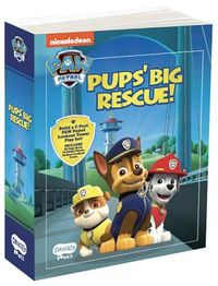 The Paw Patrol Pups' Big Rescue