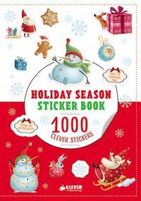 Holiday Season Sticker Book