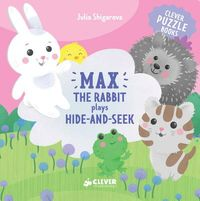 Max the Rabbit Plays Hide-and-seek