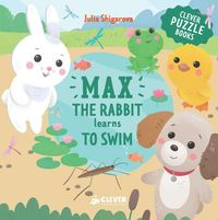 Max the Rabbit Learns to Swim