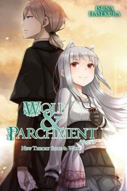 Wolf & Parchment New Theory Spice & Wolf