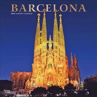 Barcelona 2019 Calendar