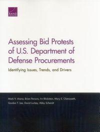 Assessing Bid Protests of U.S. Department of Defense Procurements
