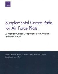 Supplemental Career Paths for Air Force Pilots