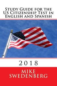 Us Citizenship Test in English and Spanish 2018