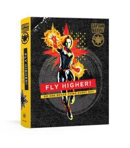 Captain Marvel Journal - Fly Higher!