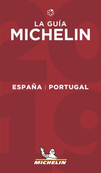 Michelin Red Guide 2019 Spain & Portugal