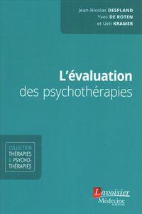 L'?valuation Des Psychoth?rapies