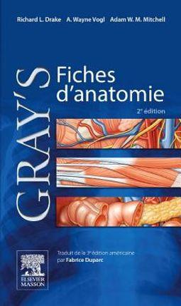 Gray's Fiches D'anatomie