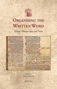 Organizing the Written Word