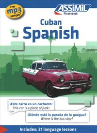 Cuban Spanish Phrasebook