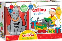 Caillou Waits for Santa Gift Set