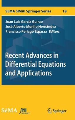 Recent Advances in Differential Equations and Applications