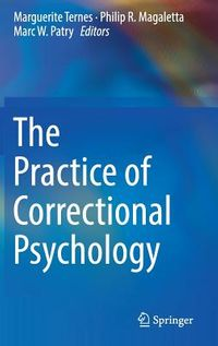 The Practice of Correctional Psychology
