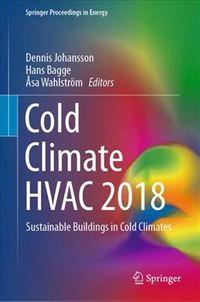 Cold Climate Hvac 2018