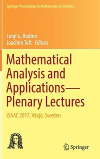 Mathematical Analysis and Applications - Plenary Lectures