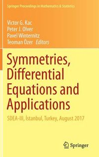 Symmetries, Differential Equations and Applications