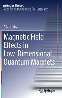 Magnetic Field Effects in Low-dimensional Quantum Magnets